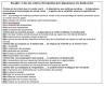Encadré : Liste des critères d'évaluation de la dépendance à la biodiversité
